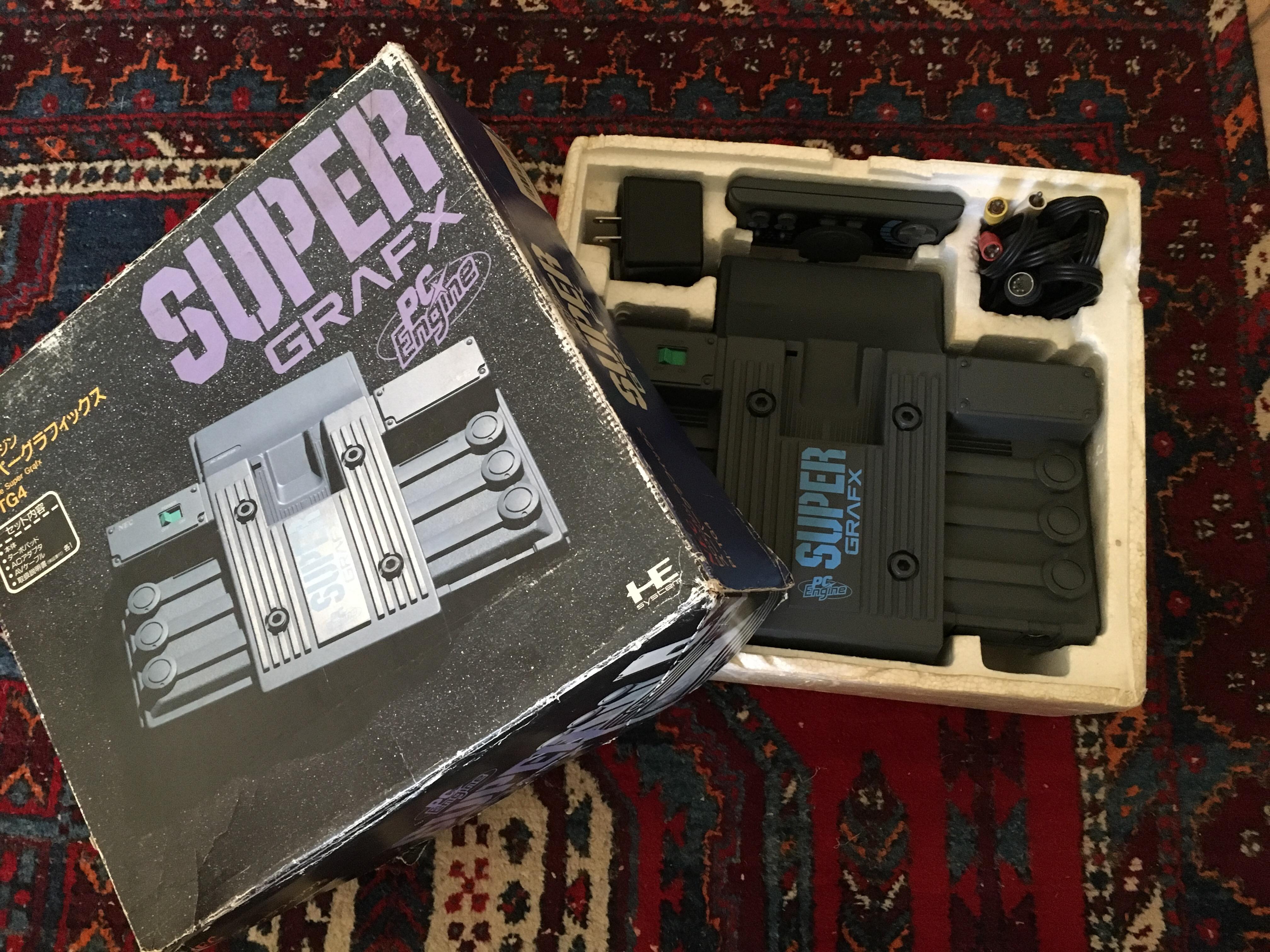 Il mio Supercoregraf pronto per essere giocato!